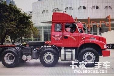 二手卡车牵引车  东风柳汽 310马力