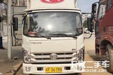 二手载货车 时代汽车(原福田时代) 493马力图片