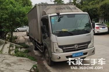 二手载货车 东风凯普特 140马力图片