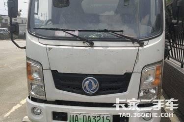 二手载货车 东风天然气车 1马力图片