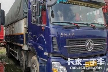 二手载货车 东风商用车 315马力图片