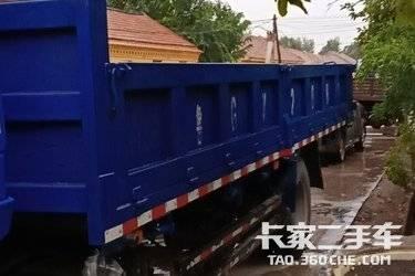二手自卸车 唐骏汽车 120马力图片