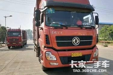 载货车 东风商用车 220马力