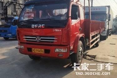 載貨車  東風多利卡 154馬力