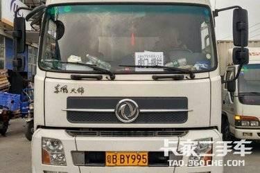 二手载货车 东风商用车 170马力图片