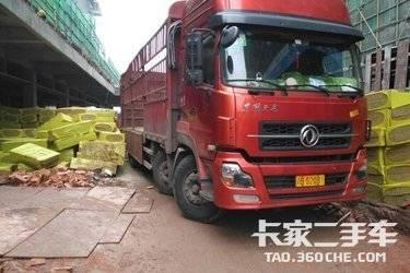 载货车 东风商用车 315马力