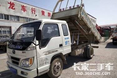 二手载货车 时代汽车(原福田时代) 100马力图片