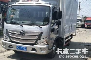 二手载货车 福田欧马可 129马力图片