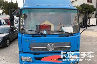 二手卡车载货车 东风***疆 140马力
