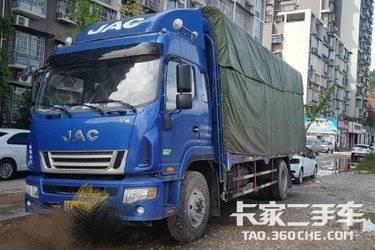 載貨車  江淮駿鈴 170馬力