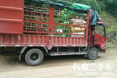 二手载货车 唐骏汽车 4102马力图片