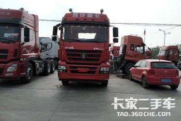 二手牵引车 陕汽重卡 350马力图片