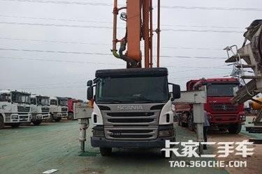 二手专用车 中国重汽 420马力图片