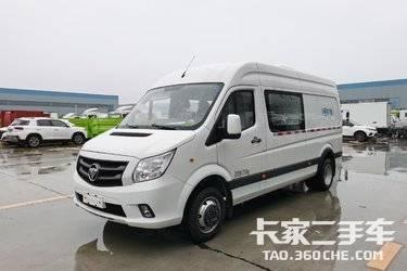 二手福田商务车 图雅诺S 177马力图片