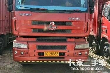 二手卡车载货车  东风柳汽 336马力