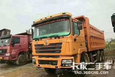 二手自卸车 陕汽商用车 340马力图片