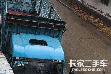 二手载货车 青岛解放 165马力图片