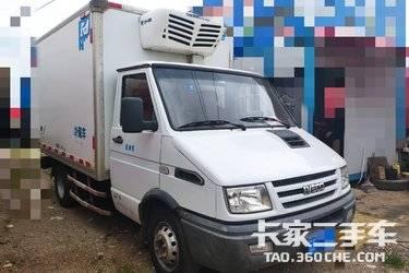 二手载货车 南京依维柯 126马力图片