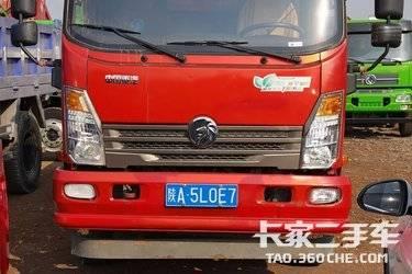 二手中国重汽成都商用车(原重汽王牌) 王牌7系 130马力图片