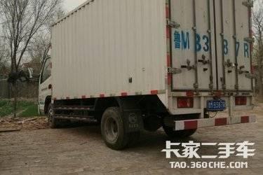 二手载货车 凯马 490马力图片