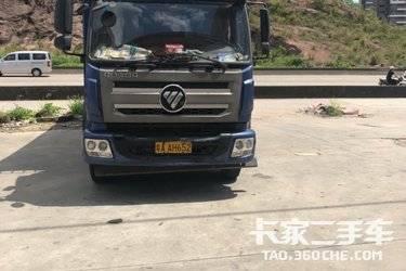 二手载货车 福田瑞沃 170马力图片