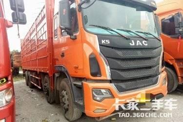 二手载货车 江淮格尔发 350马力图片