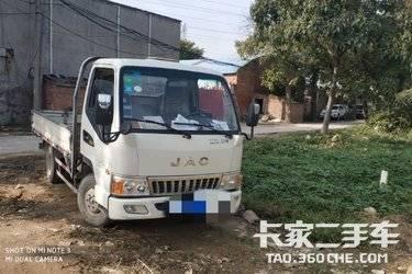 二手载货车 江淮康铃 96马力图片
